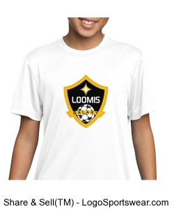 Sport-Tek - Youth Competitor Tee Design Zoom