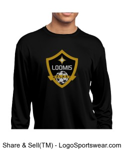 Sport-Tek - Long Sleeve Competitor Tee Design Zoom